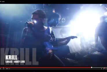 KRILL Rock - Filmación + Edición de video HD